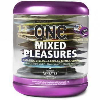 One Mixed Pleasure 12tk