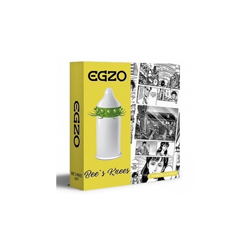 EGZO Bee's Knees pakend