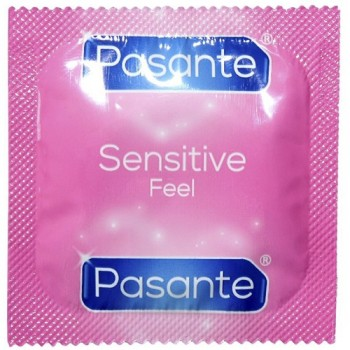 Pasante Sensitive feel pakend