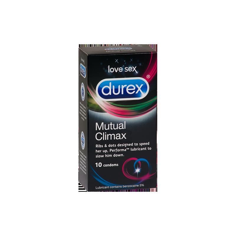 Durex Mutual Climax pakend