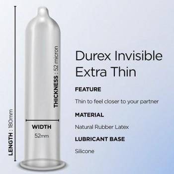 Durex Invisible kondoom