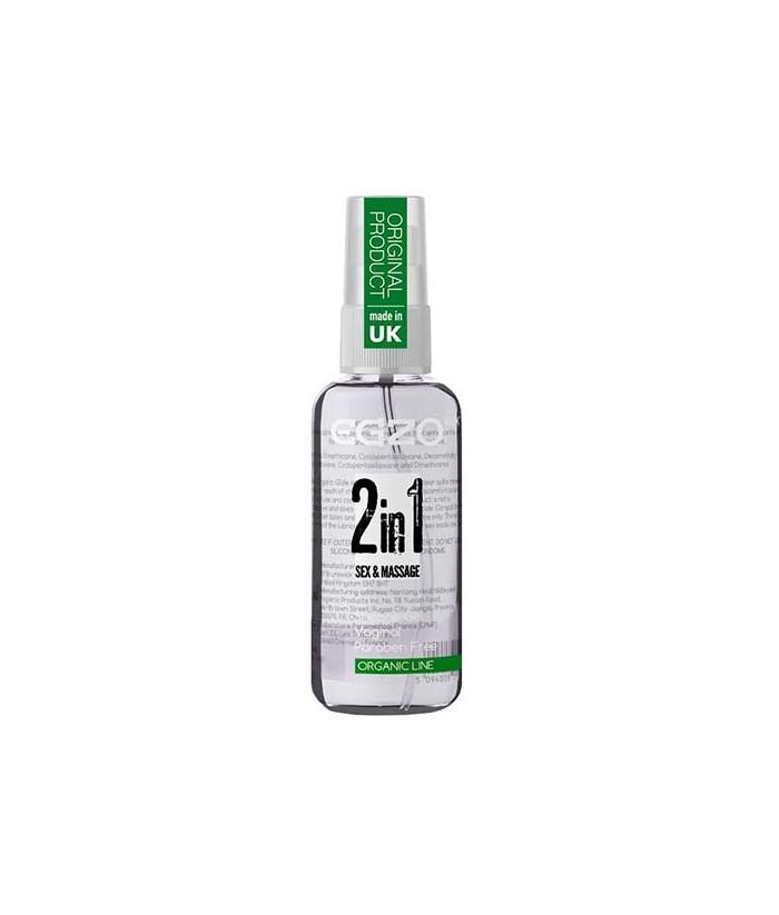 EGZO 2in1 silikoongeel