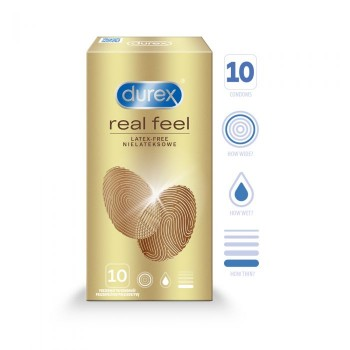 Durex Real Feel 10
