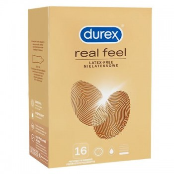 Durex Real Feel 16 pakk