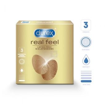 Durex Real Feel 3 pakk