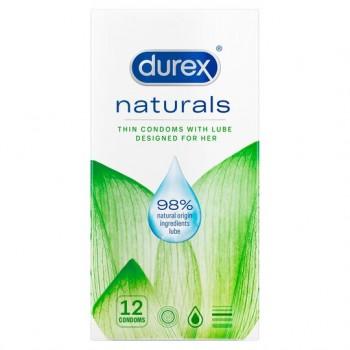 Durex Naturals kondoomid